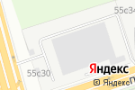 Схема проезда до компании Exsale в Москве