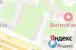 Схема проезда до компании МАРС-КОМПОНЕНТ в Москве