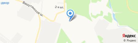ТСБ-Групп на карте Химок