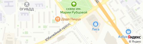 Московская область, г. Химки, Нагорное шоссе, д. 5