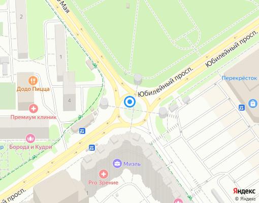 Управляющая компания «Мишино» на карте Химок