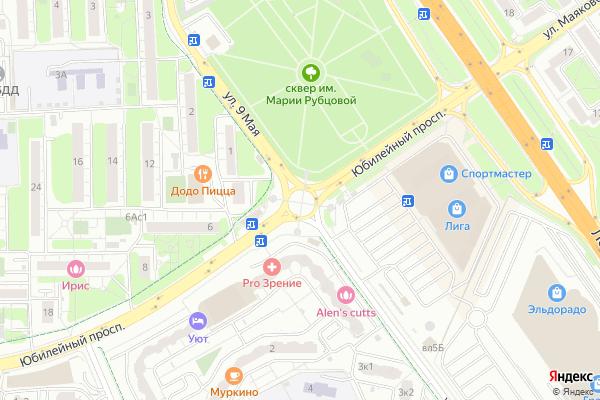 Ремонт телевизоров Город Химки на яндекс карте