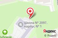 Схема проезда до компании Геркулес в Москве