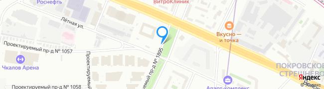 Волоколамский проезд