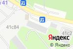 Схема проезда до компании Нем.Ка в Москве