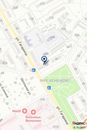 АПТЕКА ЛАВАНДА-НГИ на карте Чехова