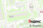 Схема проезда до компании Нескучный сад в Москве