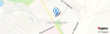 Детский сад №18 на карте Чехова