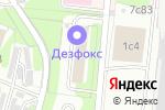 Схема проезда до компании Двойкам-НЕТ! в Москве