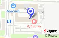 Схема проезда до компании САЛОН КАРЕТ СЕРГЕЯ ПУПЫНИНА в Москве