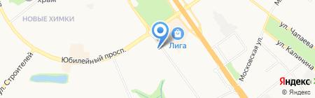 Ломбард-С на карте Химок