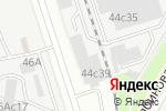Схема проезда до компании Уральский Меридиан в Москве