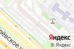 Схема проезда до компании Адвокатская контора в Москве