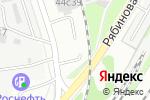 Схема проезда до компании 77 в Москве