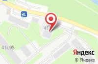 Схема проезда до компании Тайм в Москве