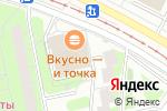 Схема проезда до компании Багетные работы и фотография в Москве