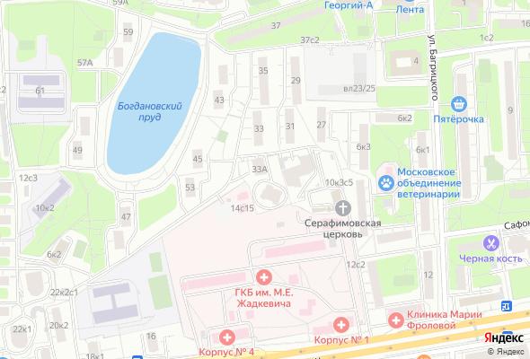 жилой комплекс Манифест
