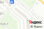 Схема проезда до компании Общественная приемная депутата Московской городской Думы Поселёнова П.А в Москве