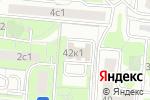 Схема проезда до компании Комплектэлектро в Москве