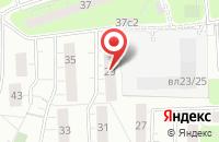 Схема проезда до компании Сарафаново.рф в Иваново