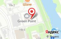 Схема проезда до компании ЕВРОПЛАСТИК в Химках