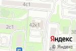 Схема проезда до компании Сонатек в Москве