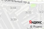 Схема проезда до компании ТОРОС в Москве