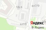 Схема проезда до компании СВС-ЭМ в Москве