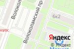 Схема проезда до компании Бухгалтерия NET в Москве