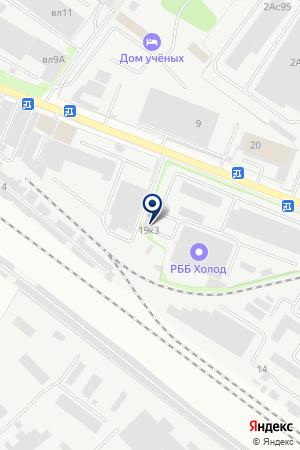 ТФ СКАТ-21 на карте Химок