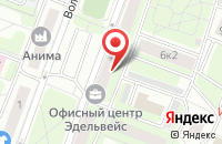 Схема проезда до компании Издательство «Двое» в Москве