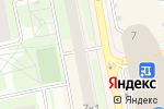 Схема проезда до компании Амплуа в Москве