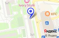 Схема проезда до компании МЕБЕЛЬНЫЙ МАГАЗИН ДЕЛЬТА-ИНКОМ в Москве