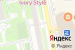 Схема проезда до компании Крамос в Москве