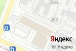 Схема проезда до компании КонсалтГрупп в Москве