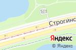 Схема проезда до компании Moscow Wake School в Москве