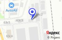Схема проезда до компании ПТФ ТАНТРОНИКССТРОЙ-М в Москве