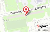 Схема проезда до компании Капитель-Л в Москве