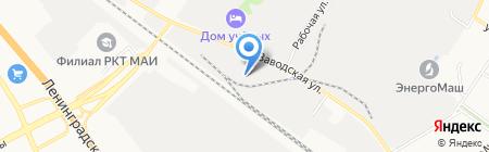 Express-gruzovichok на карте Химок