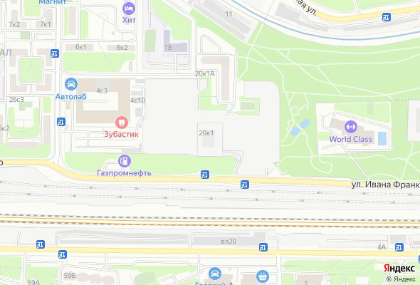 жилой комплекс Кунцево парк