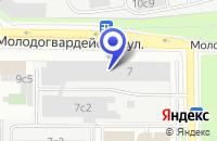 Схема проезда до компании ПТФ СОЮЗ-М в Москве