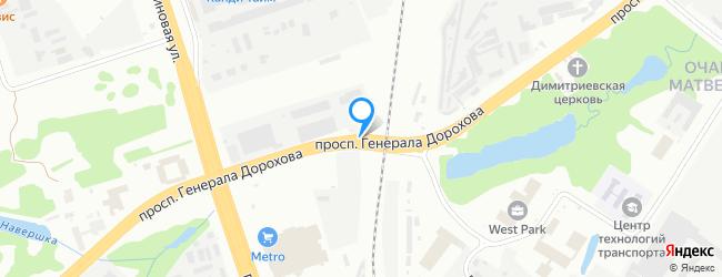улица Генерала Дорохова