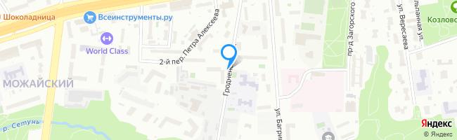 Гродненская улица