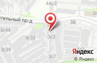 Схема проезда до компании Эктив Медиа-Солюшнс в Москве