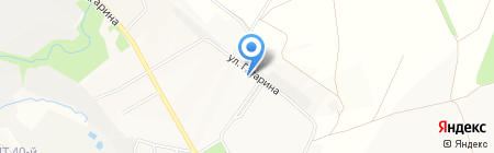 Почтовое отделение №142307 на карте Чехова