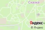 Схема проезда до компании SKAZKA в Москве