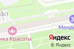 Схема проезда до компании Престиж Электроматериалы в Москве