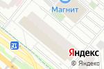 Схема проезда до компании МясновЪ Пекарня в Москве