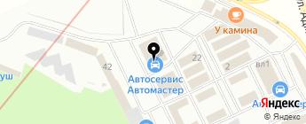 Форвард на карте Москвы