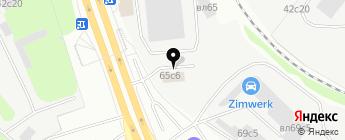 КлеверАвто.клуб на карте Москвы